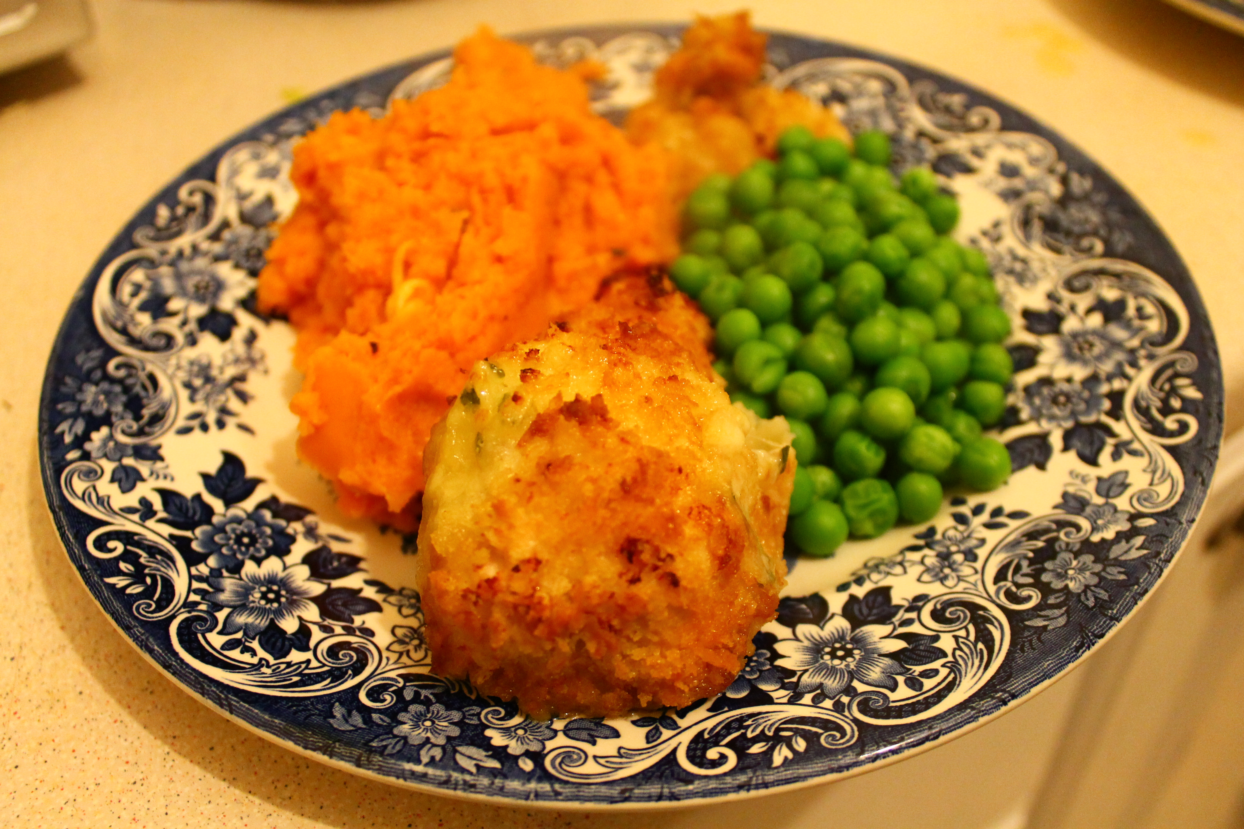 I've Always Wanted To Try Doing Homemade Chicken Kiev, As The Ones You Buy  In The Supermarket Seem So Processed I Was Really Pleased With The Result